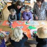 Workshop Bibliotheek