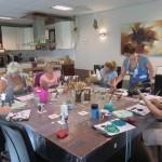 workshop koeien beschilderen