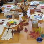 2013 herfst schilderen